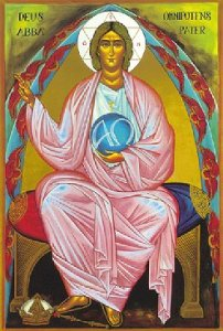 Icon of God the Father