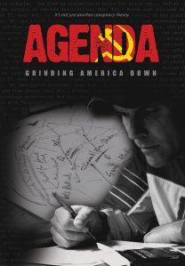 Agenda Grinding America Down - DVD Image
