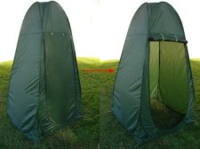 Portable Tent for Toilet and Shower