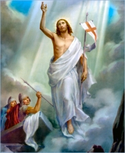 Glorious Mysteries 1 - Resurrection
