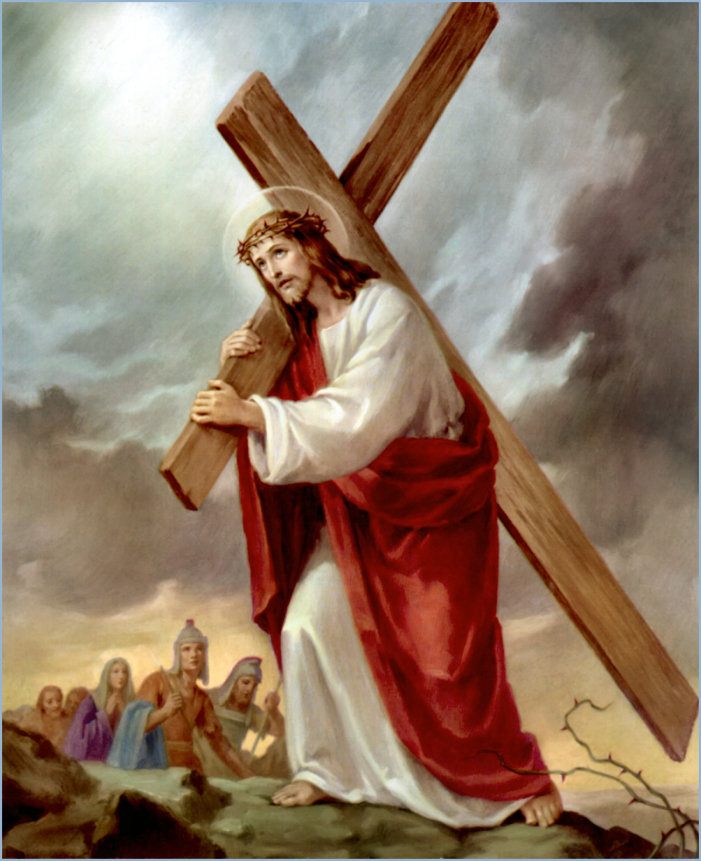 life of our lord u2013 jesus christ mary refuge of holy love