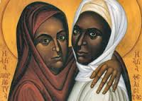 Saints Perpetua and Felicity