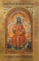 Jesus Christ - Monthly Message Book