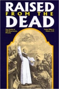 Book Cover - Raised from the Dead