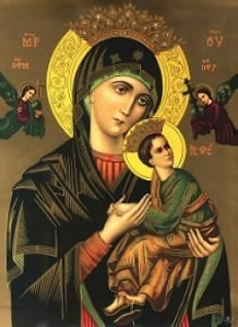 Icon - Our Lady of Prompt Succor