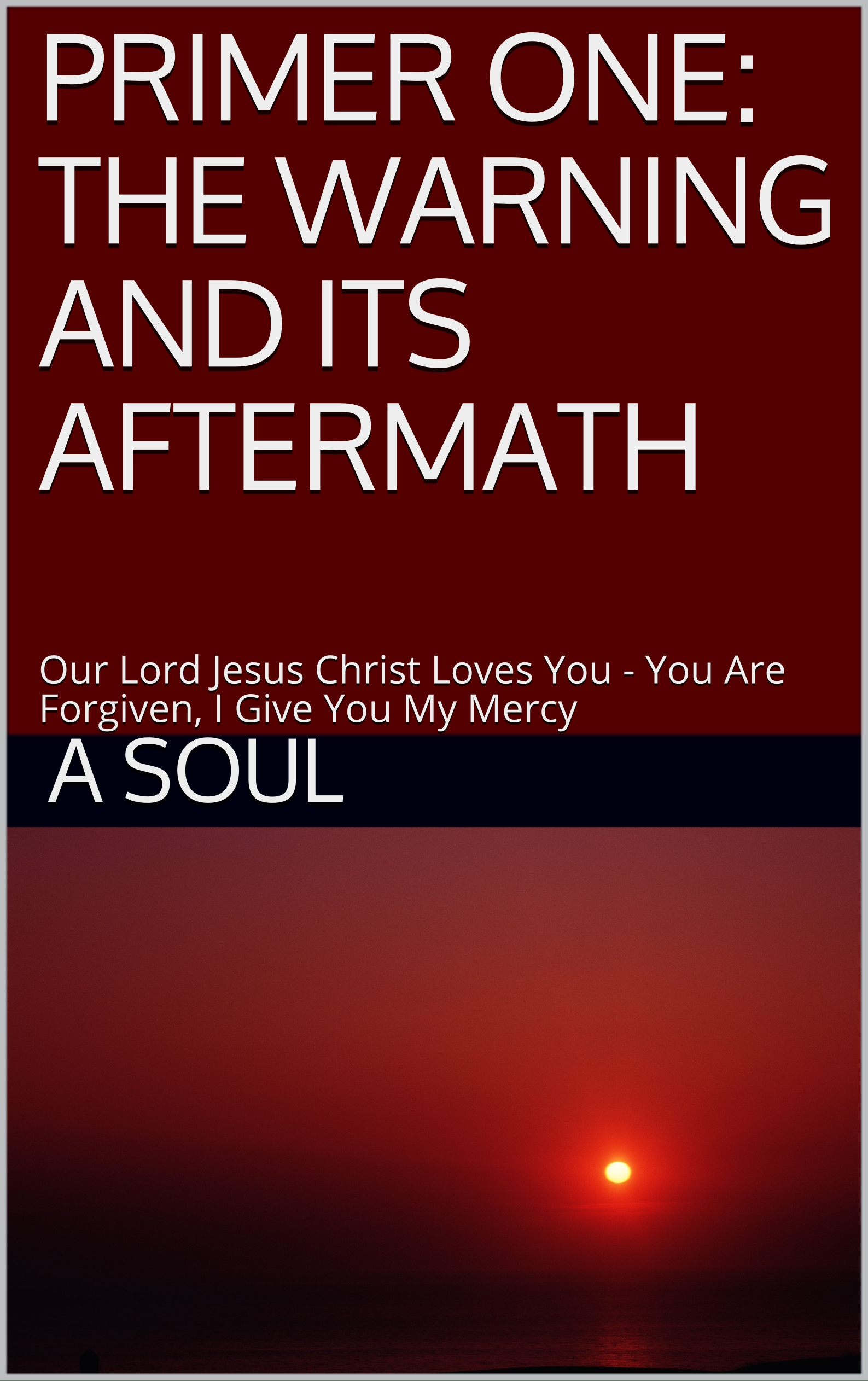 Free primer ebooks mary refuge of holy love httpsmaryrefugeofholylovefree primer ebooksfree ebook primer one the warning and its aftermath our lord jesus christ loves you you are forgiven i fandeluxe Image collections